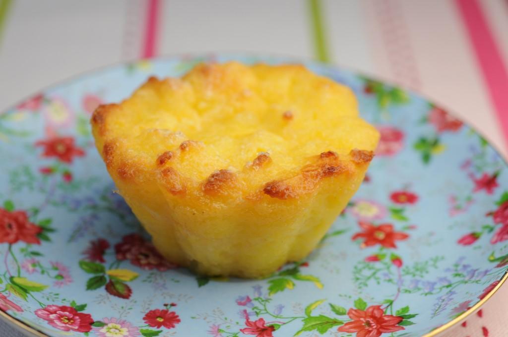 Citroen en Mandarine Napoléon Rijstcake